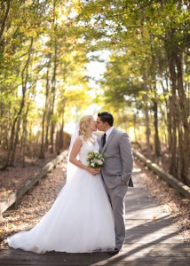 Wedding Crosswinds Bridge